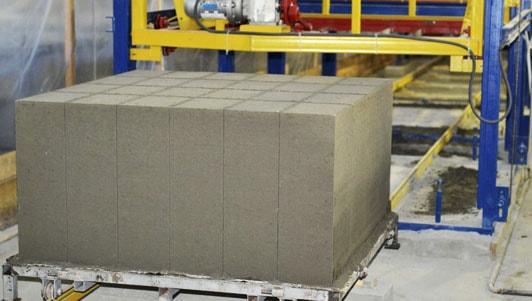 Бизнес производство газобетонных блоков
