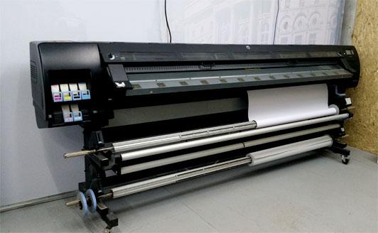 печать принтер фотообои