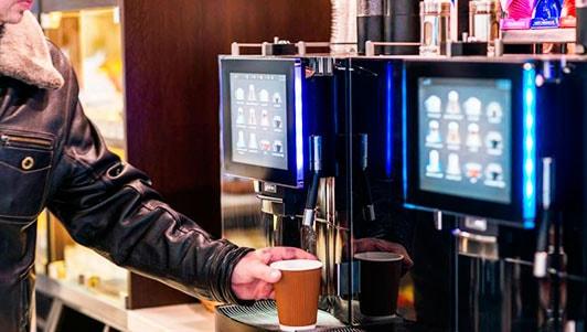 кофейные автоматы бизнес