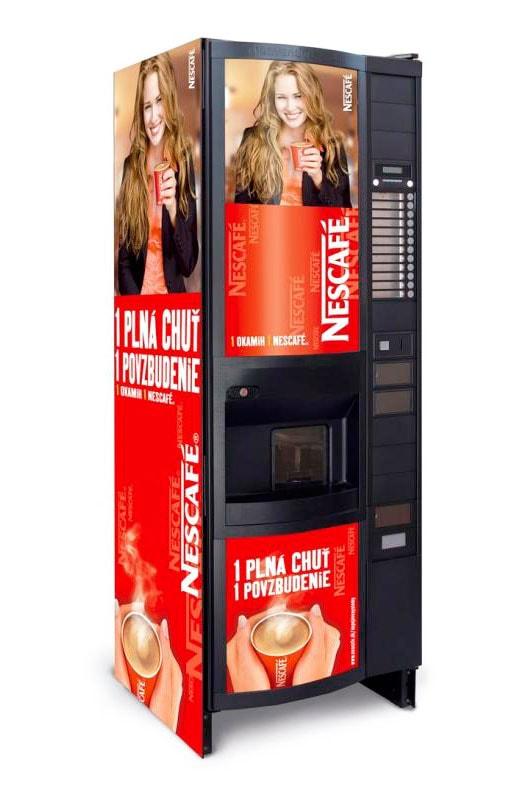 своё дело на кофейных автоматах