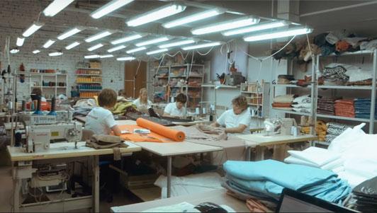 производство бескаркасной мебели бизнес