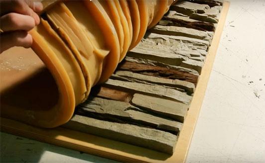 производство дикого камня